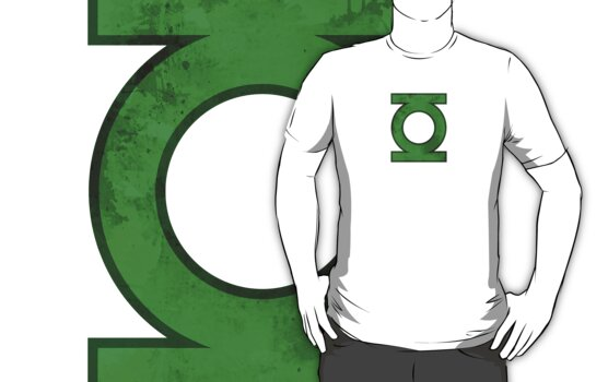Green Lantern /// Grunge Version by cocolima