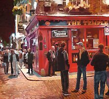Temple Bar by artyzmo