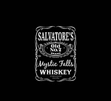 Salvatore's Whiskey by jacquackle