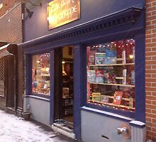 Tachair Bookshoppe Vintage  by cvalleau