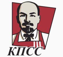 Colonel Lenin / Ленин КПСС Kids Clothes