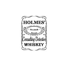 Holmes' Whiskey [White] by jacquackle