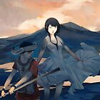 Ico and Yorda by Jon-west