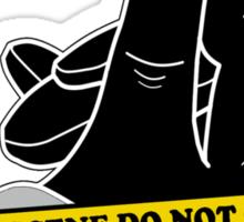 Ass Crack Bandit Sticker