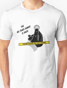 Ass Crack Bandit T-Shirt