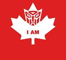 I AM!  Canadian Autobot Unisex T-Shirt