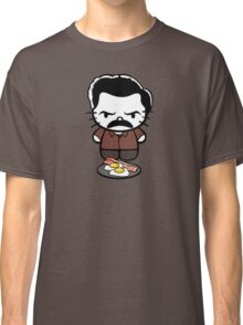 Hello Bacon and Eggs Classic T-Shirt