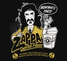 Montana Dental Floss  by Zooey07