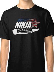 AMERICAN NINJA WARRIOR USA BOXING MOVIE Classic T-Shirt