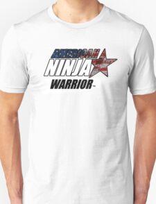AMERICAN NINJA WARRIOR USA BOXING MOVIE Unisex T-Shirt