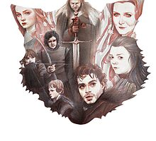 House Stark by mydesign