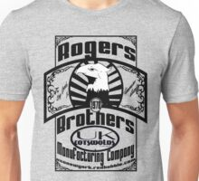 uk cotswolds by rogers brothers Unisex T-Shirt