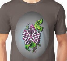 Rochester Flower (Lilac - Rochester NY) Unisex T-Shirt