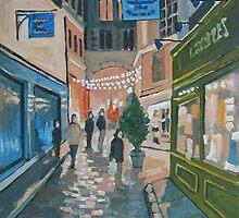 Somewhere In Paris by Robert Holewinski