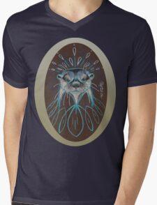 River Otter! Mens V-Neck T-Shirt
