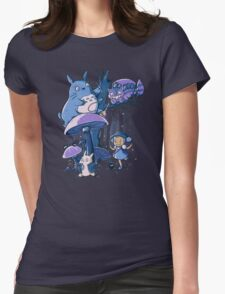 My Neighbor Alice Womens Fitted T-Shirt