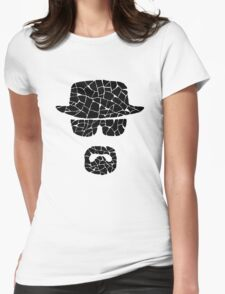 Heisenberg (black) Womens Fitted T-Shirt