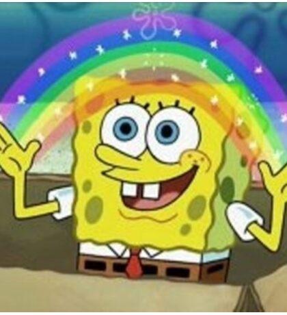 Sponge bob Imagination Sticker