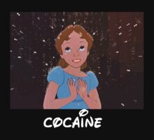 Peter Pan Cocaine by Vajtan Shanava