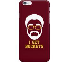 I Get Buckets iPhone Case/Skin