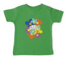 VW Flower Beetle  Baby Tee