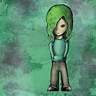 Skater Girl 02 by OliverDemers