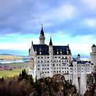 Neuschwanstein Castle by bhargavsp