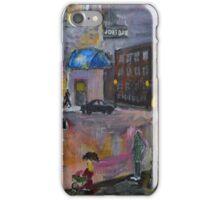 City Scene iPhone Case/Skin