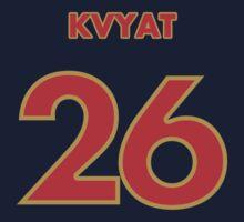 Kvyat 26 by Tom Clancy