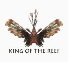 King of the Reef Kids Tee