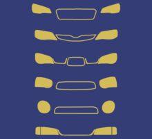 Subaru Impreza Family by Venusta