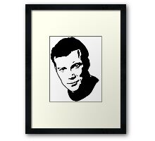 Best of Kirk 1 Framed Print