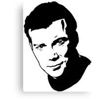 Best of Kirk 1 Canvas Print