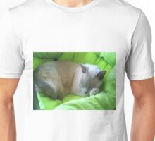 Sleeping Zoe Unisex T-Shirt