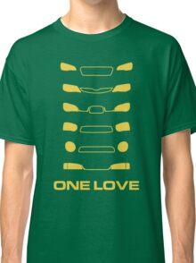 Subaru Impreza - One love Classic T-Shirt