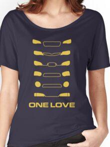 Subaru Impreza - One love Women's Relaxed Fit T-Shirt