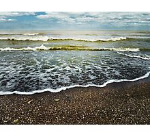 Lake Erie Lace Photographic Print