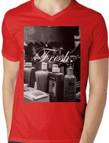 Fresh. Mens V-Neck T-Shirt