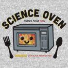 Science Oven by vonplatypus