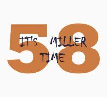 Von Miller Time Kids Tee