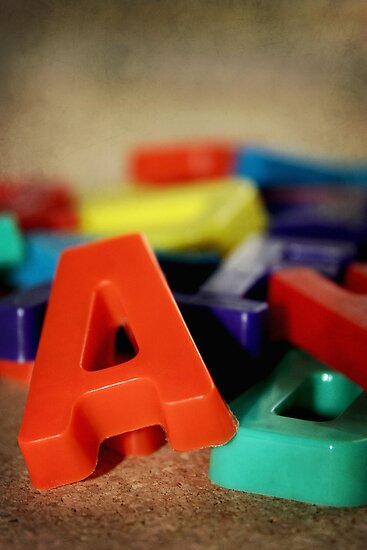 Alphabet Fun by Trish Mistric