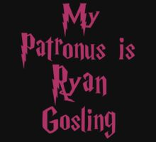 My Patronus is Ryan Gosling by Connie Yu