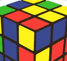 Rubik's Cube Algorithm Sticker