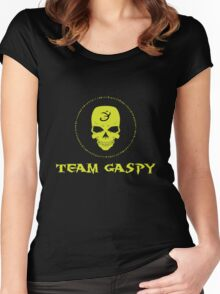 Team Gaspy Women's Fitted Scoop T-Shirt