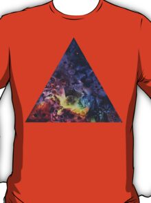 Illuminati kittens in space T-Shirt