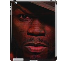 50 cent iPad Case/Skin