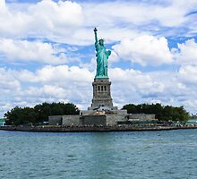 Statue of Liberty National Monument by thegaffphoto