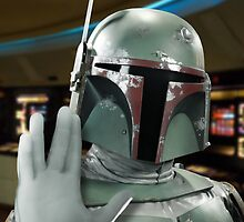 Live long, and no disintegrations.  by DoctorSkywalker