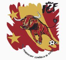 Spain Soccer (Football) by AKBame21
