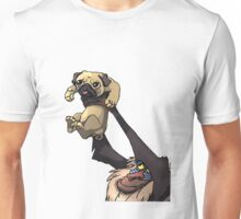 Pug King Unisex T-Shirt